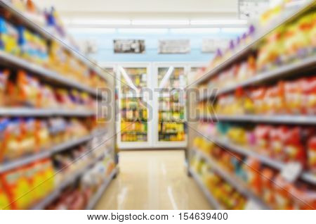 blurred photo of store department store bokeh background