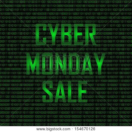 Cyber Monday Sale Binary