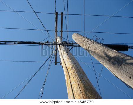 Powerline Pole