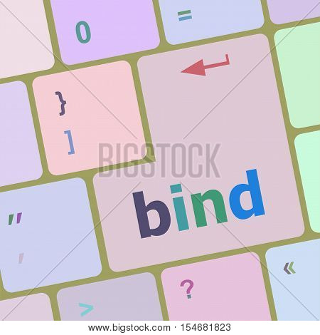 Bind Word On Keyboard Key, Notebook Computer Button