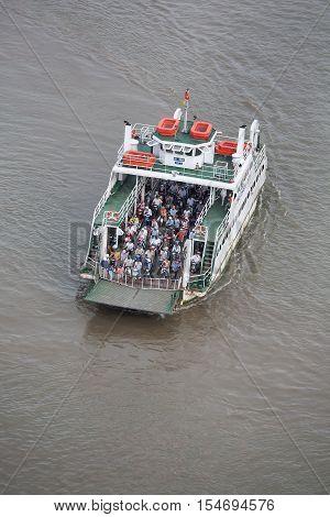 Ferry Ho Chi Minh Vietnam