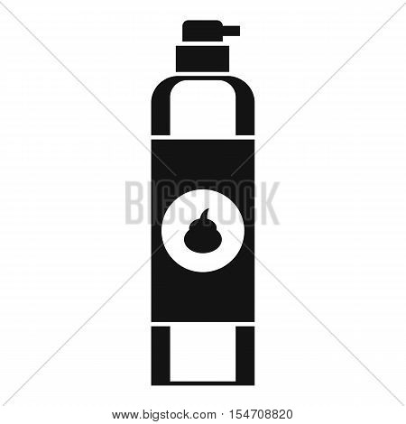 Air freshener icon. Simple illustration of air freshener vector icon for web