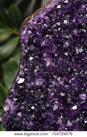 amethyst mineral stone,the beauty rock geology specimen