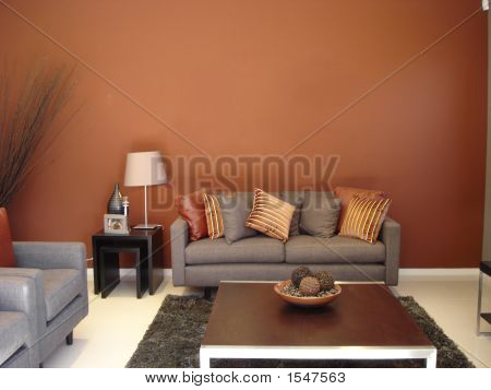 Warm Living Area