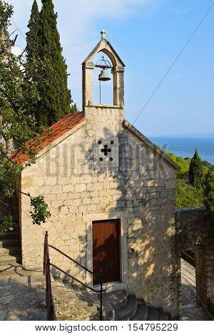 St. Jerome Church in Split in Croatia