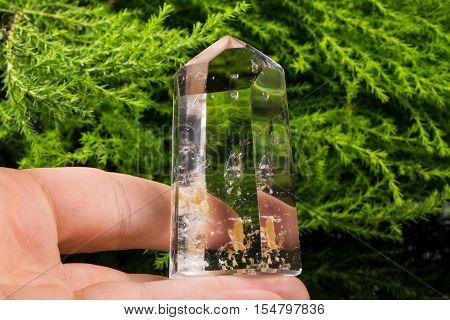 the beauty mineral specimen crystal quartz stone