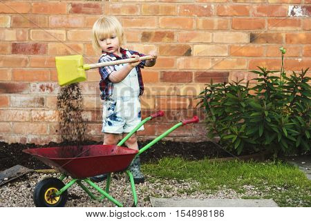 Kid Offspring Adolescence Child Activity Concept