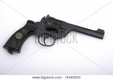 Military Revolver