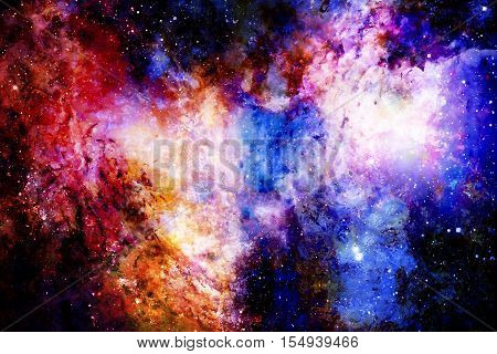 beautiful multicolor abstract background structure with space features