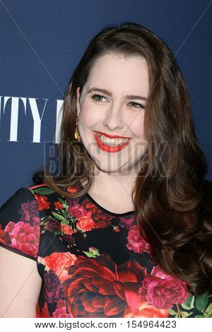 LOS ANGELES - NOV 2:  Mary Lane Haskell at the NBC And Vanity Fair Toast the 2016-2017 TV Season at NeueHouse Hollywood on November 2, 2016 in Los Angeles, CA