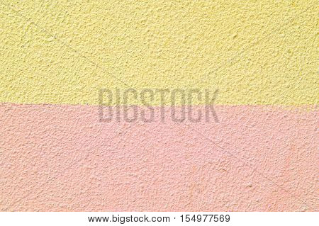 The walls are decorated dirty white plaster. White Plastered Concrete Wall Background Texture