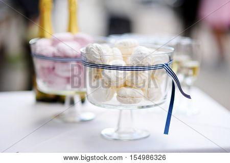 Delicious Wedding Marshmallows