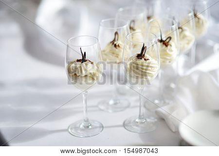 Traditional Italian Cream Cheese Dessert