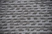 close up on roof shingle background for design poster
