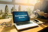 government bonds Bond Market backlinks, blogging, businessman, casual, coach poster