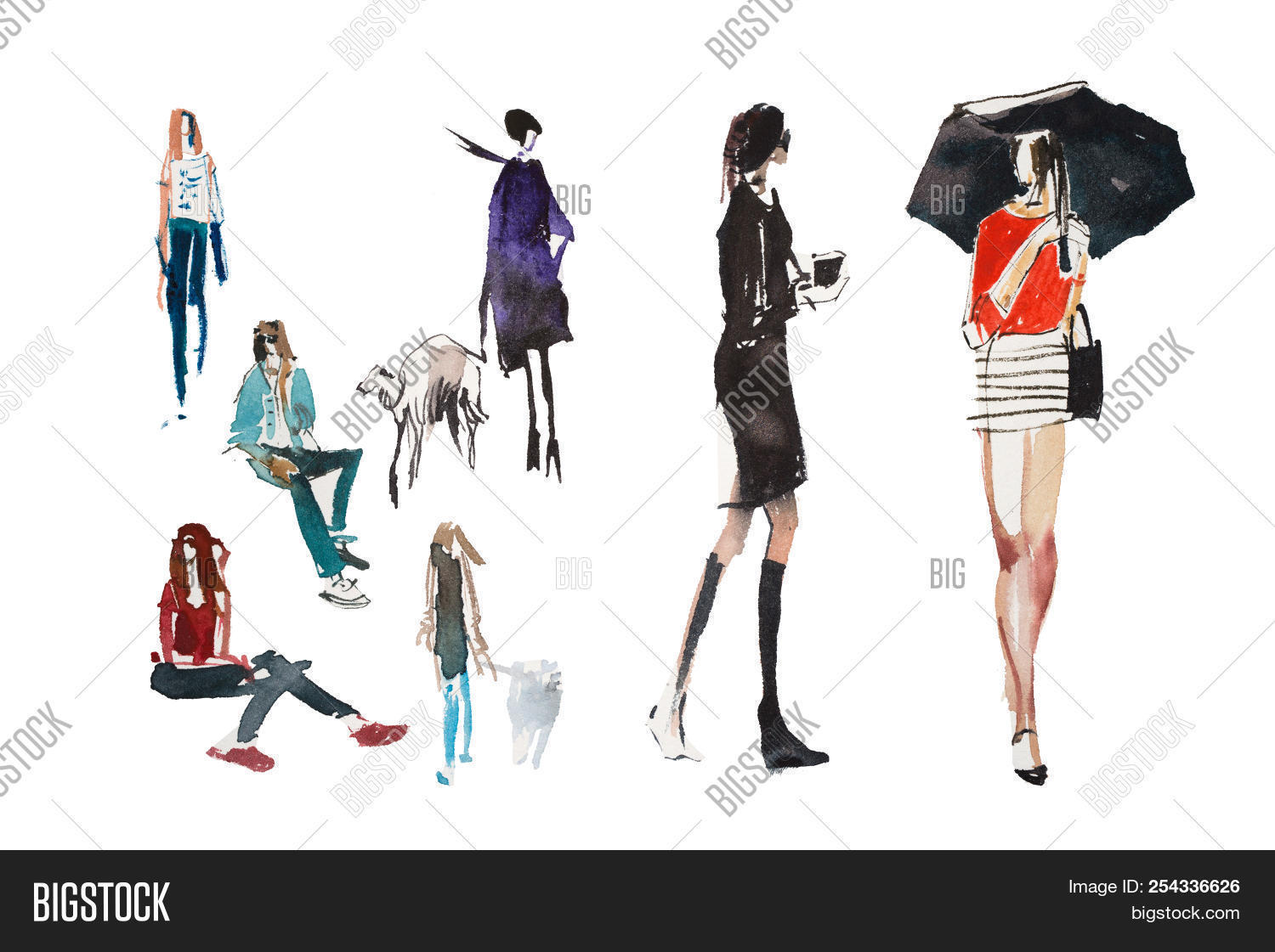 Different Types Image Photo Free Trial Bigstock