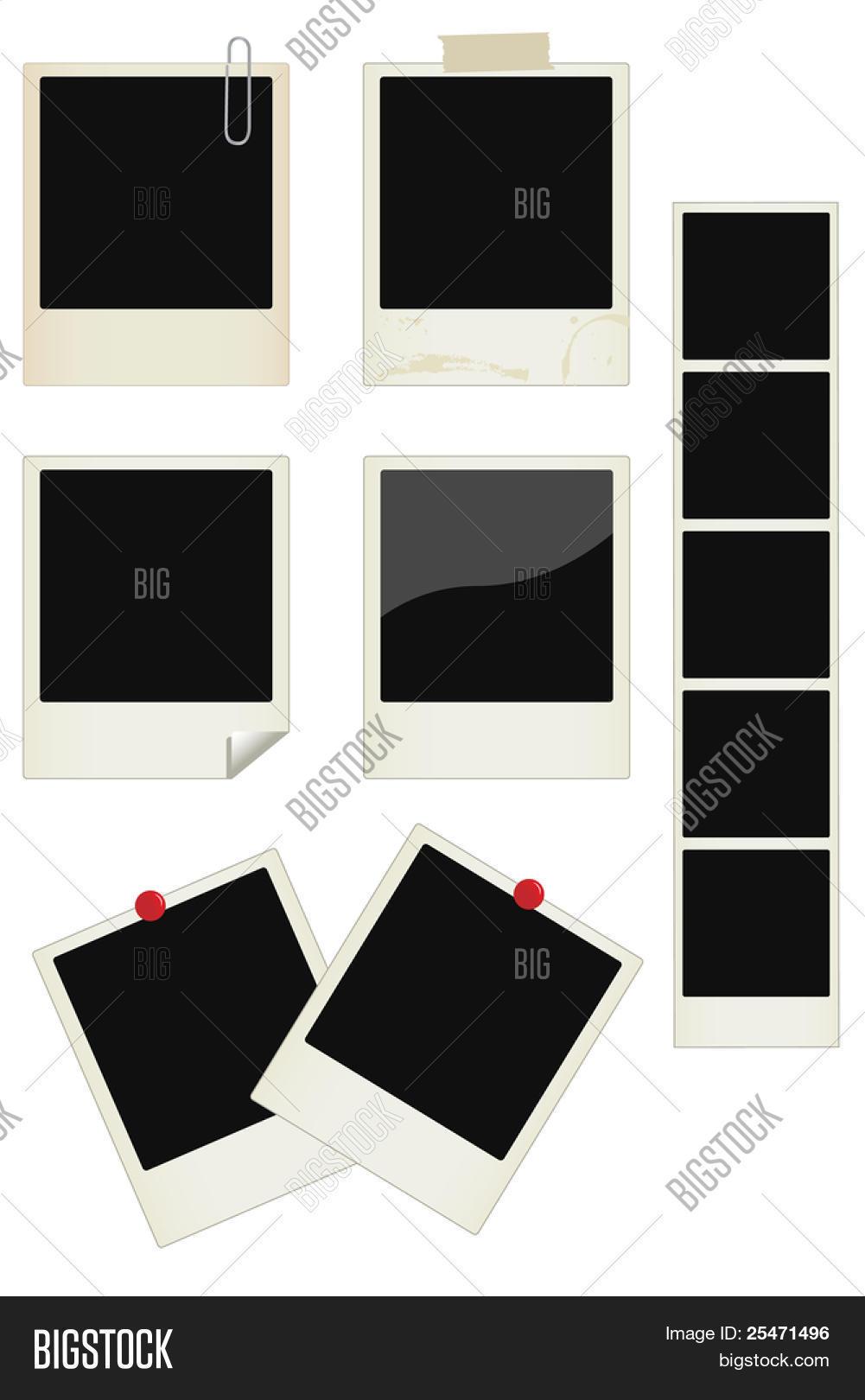 Vector y foto Conjunto De Marcos (prueba gratis) | Bigstock