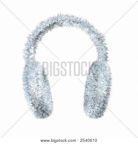 Snowie Earmuffs  Front