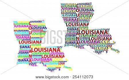 Sketch Louisiana ( Vector & Photo (Free Trial) | Bigstock on