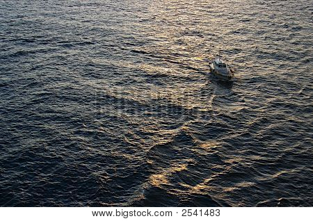 Ocean Schooner