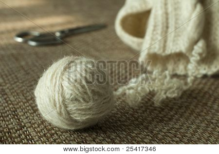 Untwisted Sweater And Clew