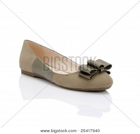 shoe isolated