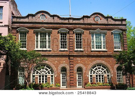 Historic Buildings, Charleston, South Carolina