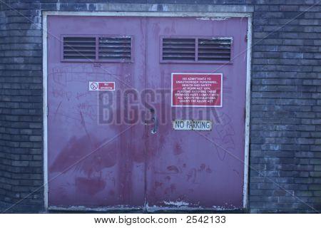 Heavy Doors
