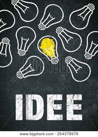 "Banner ""idee"