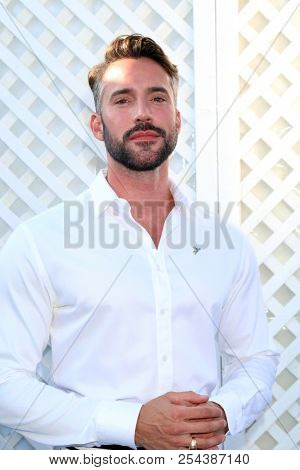 LOS ANGELES - AUG 18:  Robert Sepulveda at the Angel Awards 2018 at the Project Angel Food on August 18, 2018 in Los Angeles, CA