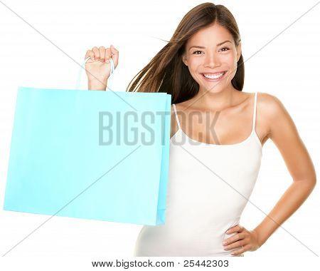 Shopping Bag Woman