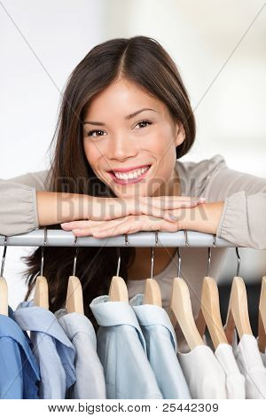 Small Clothing Shop Owner
