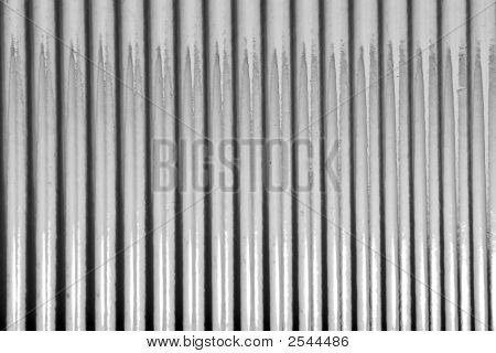 Linear Shaded Metal Background