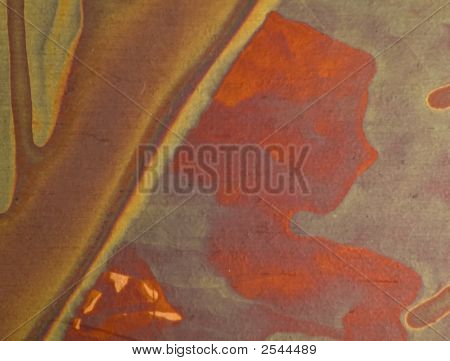Copper Metal Background