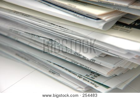 Bills And Invoices