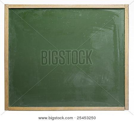 Old Used Blackboard