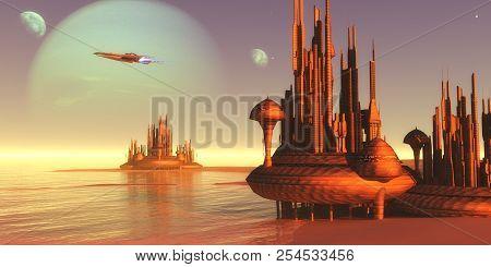 Neptune Moon City
