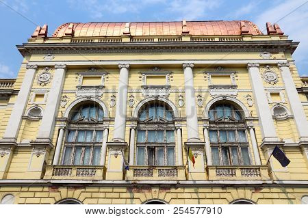 University In Romania