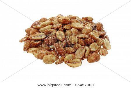 Glazed Toasted Peanuts Mound