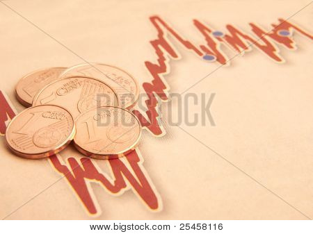Coins On Graph Paper