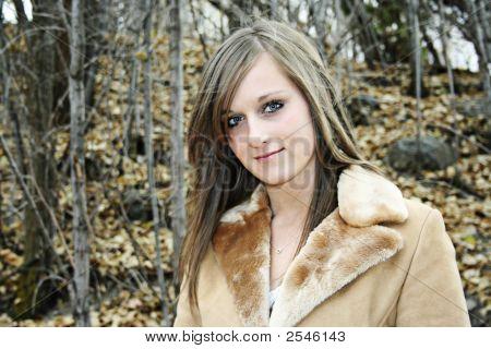 Wintertime Girl