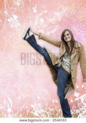Kickin' Girl