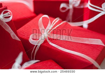 Red Present