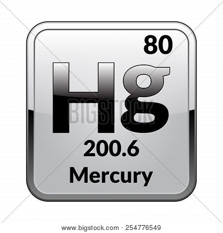 Mercury Symbol Vector Photo Free Trial Bigstock