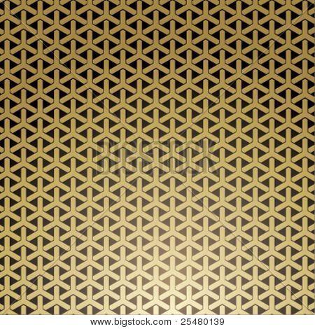 Seamless Retro Geometrical Pattern