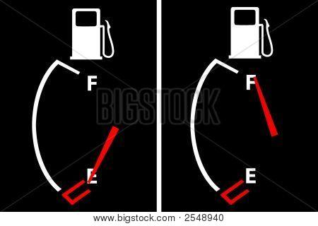 Gasoline Petrol Guages