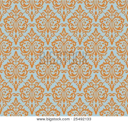 Seamless french style background
