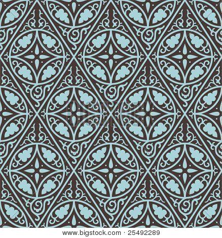Seamless byzantine style background