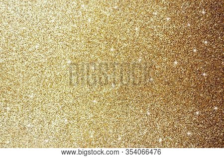 Gold,yellow Abstract Light Background,gold Bokeh Shining Lights,sparkling Glittering Christmas Light