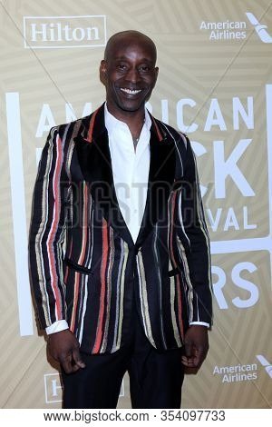 LOS ANGELES - FEB 23:  Rob Morgan at the American Black Film Festival Honors Awards at the Beverly Hilton Hotel on February 23, 2020 in Beverly Hills, CA